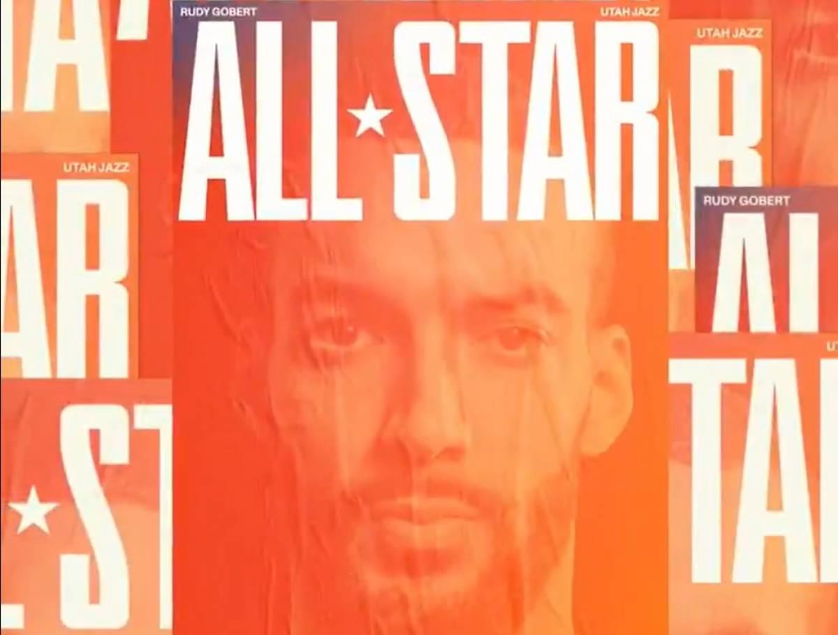 Rudy Gobert à nouveau All Star